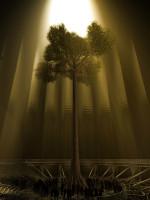 Световая инсталляция Герберта Цыбульски: Магия искусственного света