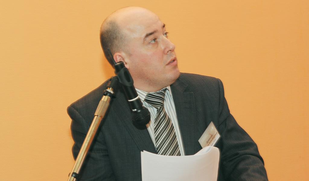 Ярослав Долинский, начальник службы алтайского Автодора