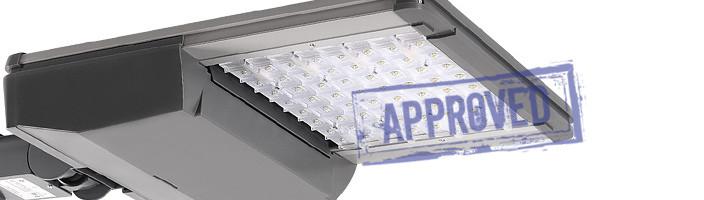 Светодиодный уличный светильник ДКУ-15-110 от компании «ЭСКО «Новый Свет»». Подтвержденные в лаборатории характеристики (май, 2014)