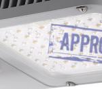 Светодиодный уличный светильник Хайвей OPK372 LED150 от компании «Филипс и Оптоган». Подтвержденные в лаборатории характеристики (май, 2014)