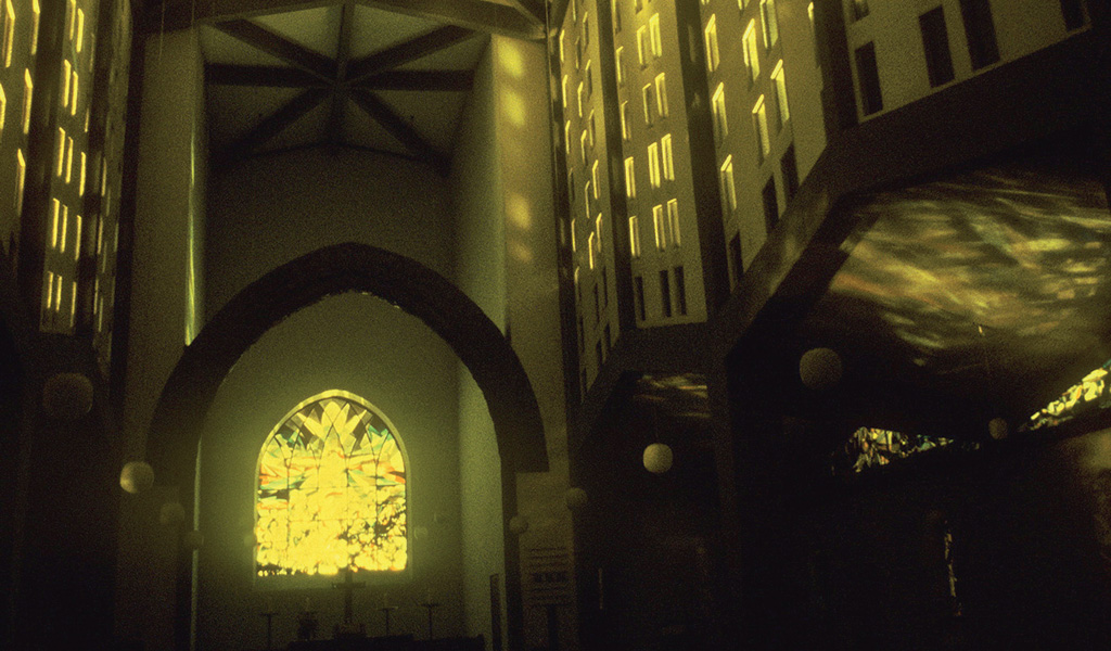 Герберт Цибульска. Церковь Epiphanias