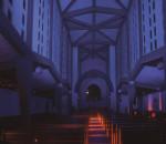 Проект освещения церкви Epiphanias во Франкфурте