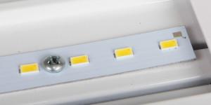 Печатные платы, установленные в корпус светильника Box