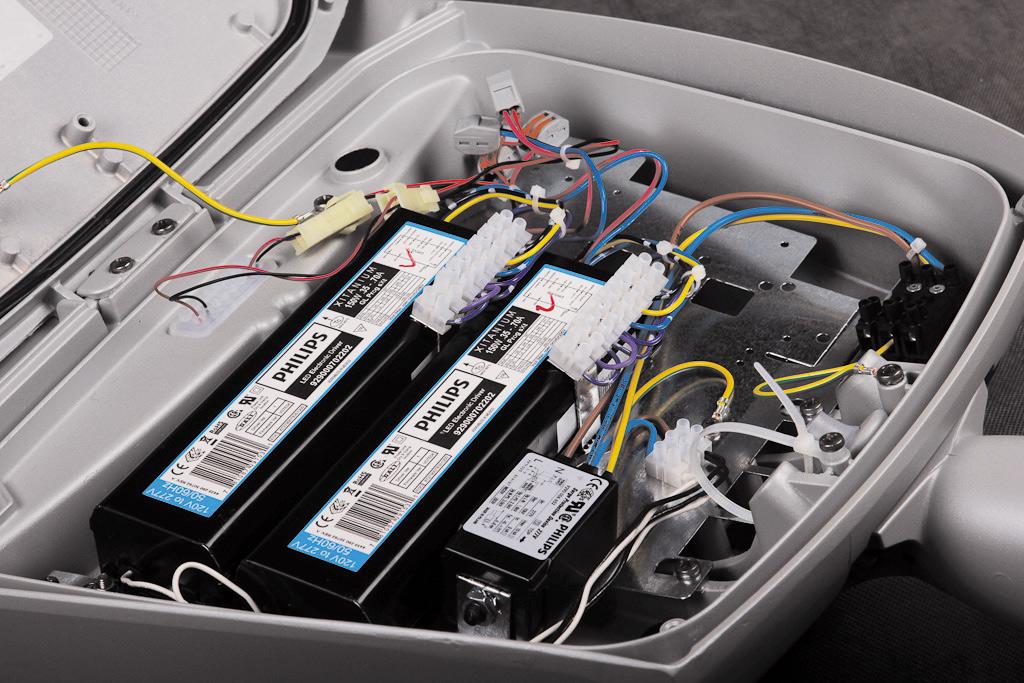 Электротехнический модуль светильника