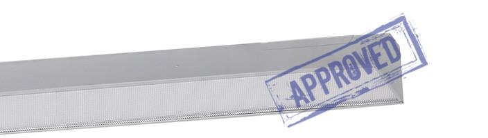 Светодиодный торговый светильник Ритейл LE-ССО-14-051-0631-20Д от компании «Лед Эффект». Подтвержденные в лаборатории характеристики (сентябрь, 2014)