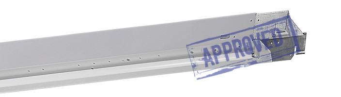 Люминесцентный торговый светильник Белинтегра ЛПО 10-49 «Korona» от компании «Белинтегра». Подтвержденные в лаборатории характеристики (сентябрь, 2014)