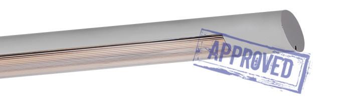 Светодиодный торговый светильник LINUS-36X2-830 от компании «Люценди». Подтвержденные в лаборатории характеристики (сентябрь, 2014)