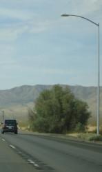 1.1 Типичный светильник на трассе, Калифорния