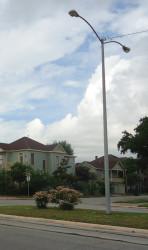1.2 Типичный светильник, Галвестон, Техас