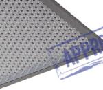 Светодиодный офисный светильник Офис (Черепашка) LE-СВО-03-050-0361-20Д от «ЛЕД ЭФФЕКТ». Подтвержденные в лаборатории характеристики (ноябрь, 2014)