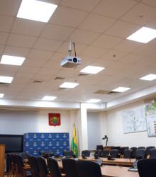 Зал совещаний Префектуры