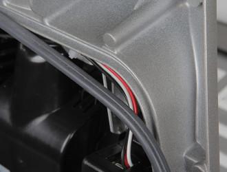 П-образный уплотнитель, защищающий от проникновения пыли и влаги в монтажный отсек