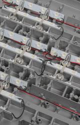 Оптический модуль светильника в деталях
