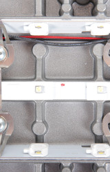Детали оптического модуля светильника