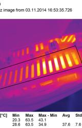 Модуль управления и стабилизации тока светодиодов