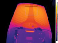 1. Теплоотводящая поверхность светильника (радиатор)
