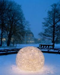 Садовый светильник коллекции FDF. ©Catellani&Smith