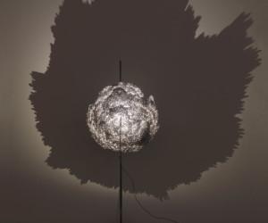 Настольная лампа AMETISTA tavolo. ©Catellani&Smith