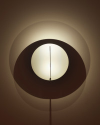 LED-светильник LUNA Parete. ©Catellani&Smith