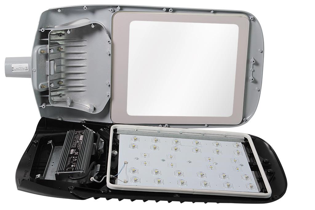 Светильник Галад Волна 2 ДКУ-04 в раскрытом виде