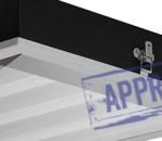 Промышленный светильник STOCK ADV 454 IP54 от компании «Световые Технологии». Подтвержденные в лаборатории характеристики (март, 2015)