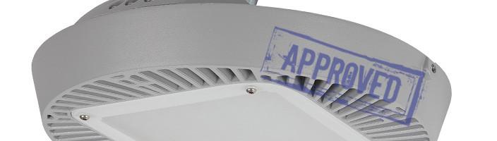 Светодиодный промышленный светильник ДСП 77-150-001 от компании «ALB». Подтвержденные в лаборатории характеристики (март, 2015)