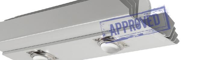 Светодиодный промышленный светильник LP-2X2 SKLAD от компании «Рубикон». Подтвержденные в лаборатории характеристики (март, 2015)