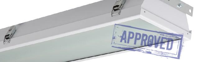 Светодиодный промышленный светильник ДПП 66-126-111 от компании «БЕЛИНТЕГРА». Подтвержденные в лаборатории характеристики (март, 2015)