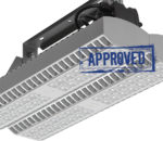 Светодиодный промышленный светильник HB LED 152 D64 5000K от компании «Световые Технологии». Подтвержденные в лаборатории характеристики (март, 2015)