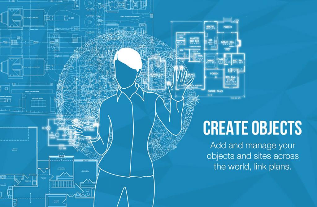Создавайте объекты для дистанционного управления освещением
