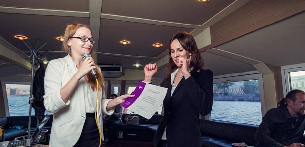 Церемония награждения от InitiLED по итогам 2014 года