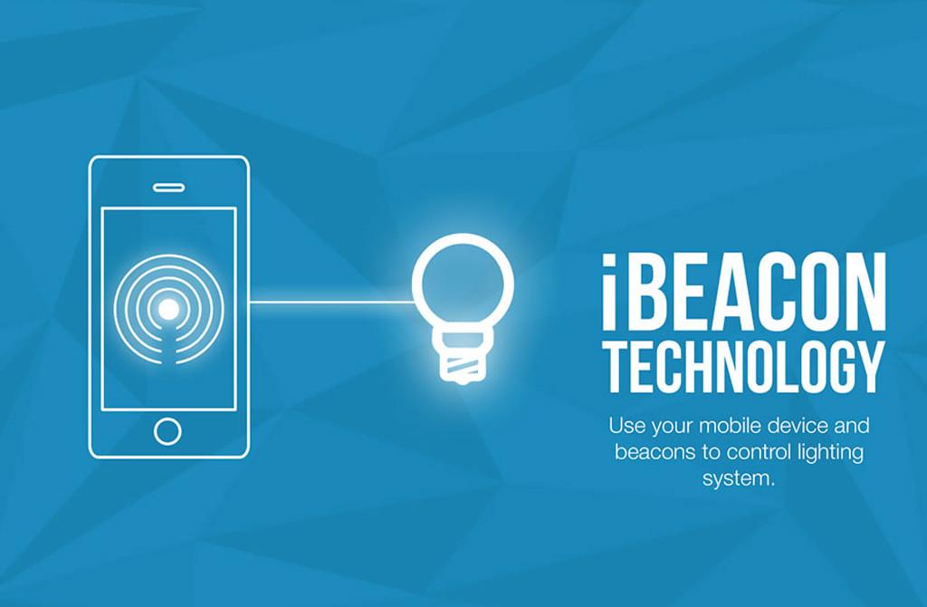 """Технология """"Я БЕКОН"""". Шутка... Дистанционное управление освещением с помощью мобильных устройств"""