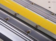 COB-матрица под PMMA линзой светодиодного уличного светильника ДКУ 10-120-001 от компании «ALB»