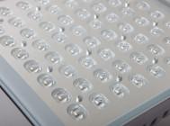 Матрица со вторичной оптикой светодиодного уличного светильника Fregat Led 110 (W) от компании «Световые Технологии»