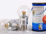 Светодиодная лампа BS-E27-23D  от «Basis»