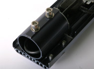 Консольный крепёж светодиодного уличного светильника ДКУ 10-120-001 от компании «ALB»