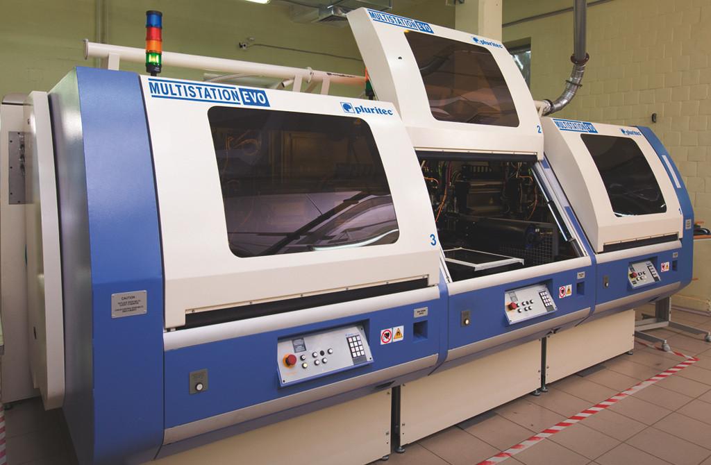 Завод светодиодных светильников «АтомСвет» использует материалы и компоненты, которые проходят контроль как при поставке на склад, так и при непосредственном поступлении в производство.