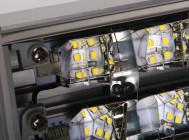 Оптическая система светодиодного уличного светильника ГрадLED1-60-XPLV5-A/1.6-I от компании «Четыре Света»