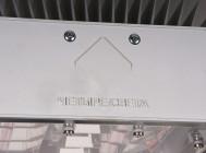 Логотип производителя на корпусе светодиодного уличного светильника ГрадLED1-60-XPLV5-A/1.6-I от компании «Четыре Света»