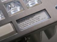 Нестираемая маркировка светодиодного уличного светильника Кедр LE-СКУ-22-160-0530-65X от «ЛЕД ЭФФЕКТ»