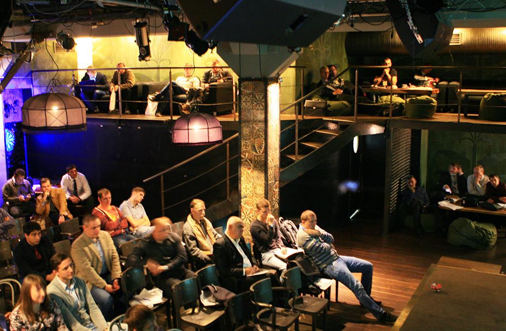 Светотехническая конференция Desperado Lumen 2015: итоги