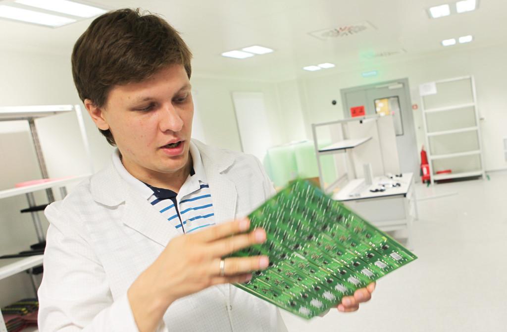В компании «Световые Технологии» налажено производство собственных драйверов