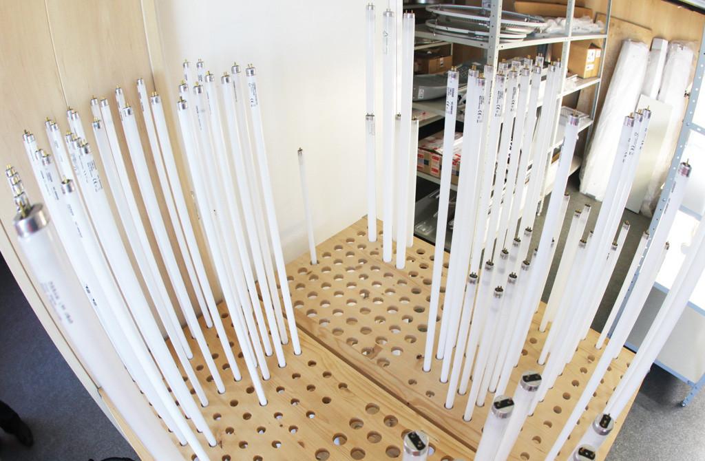 Лаборатория проверки качества продукции