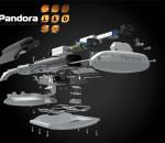 Начато массовое производство бюджетного светильника Pandora LED 520