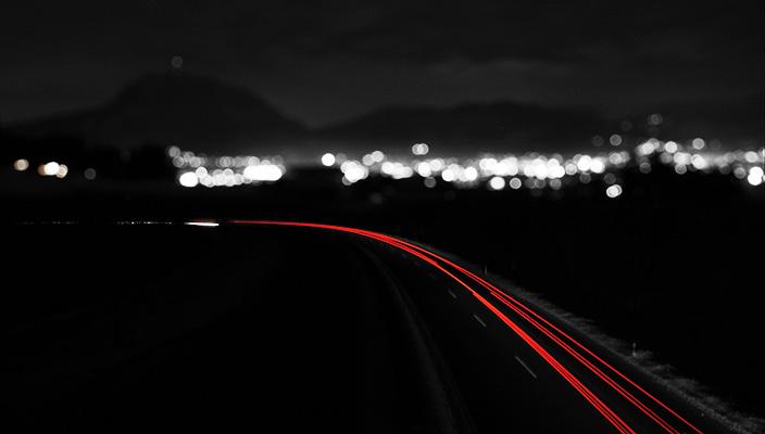 Осветительные установки для дорог категории Б2
