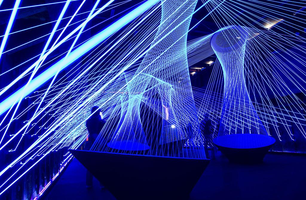 Light Building 2012. Светодиоды стали новой страницей в истории света как интерьерного, так и наружного