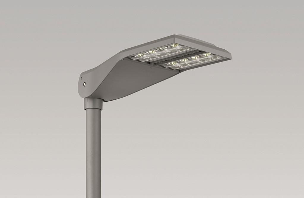 Light Building 2012. Светодиодный уличный светильник Streetlight 10 от компании OSRAM