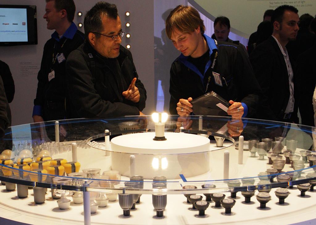 Light Building 2012. Ретрофиты — светодиодные источники света с форм-фактором традиционных ламп накаливания