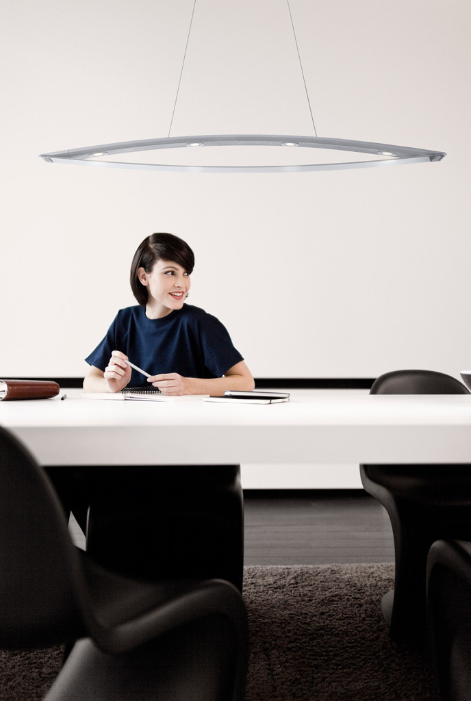 Light Building 2012. Офисный светильник DimTone от компании Philips