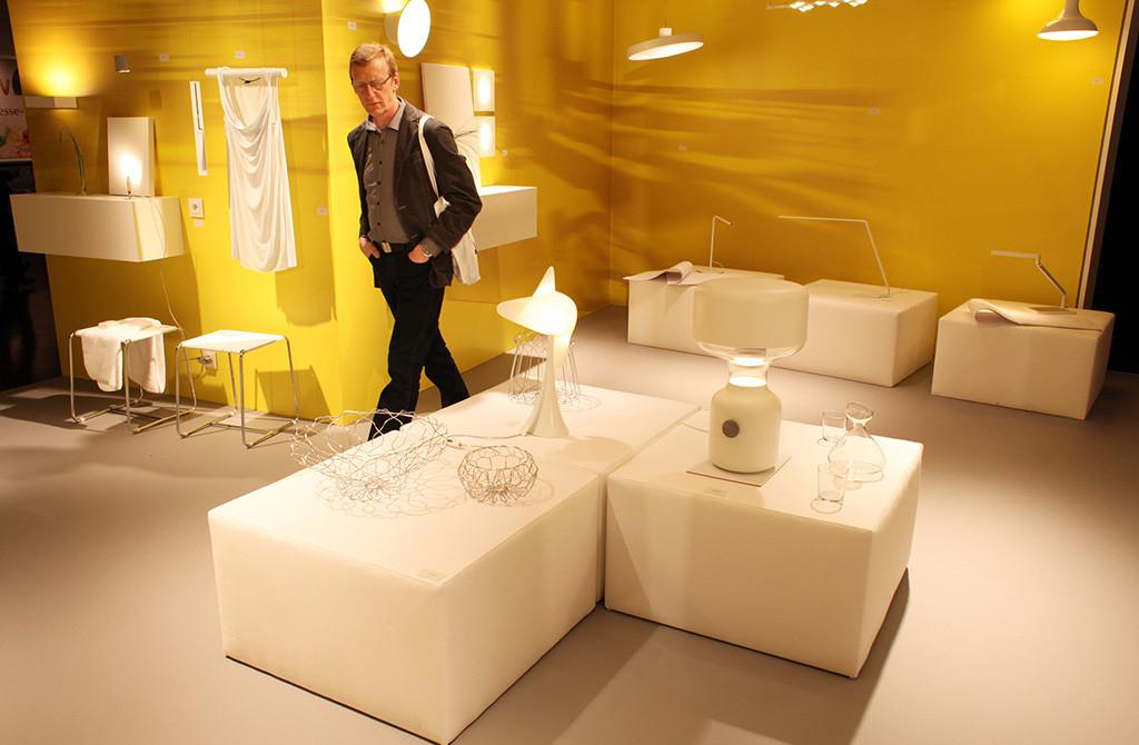 Light Building 2012. Один из четырех трендов в дизайне интерьеров на 2012-2013 гг. — soft minimalist